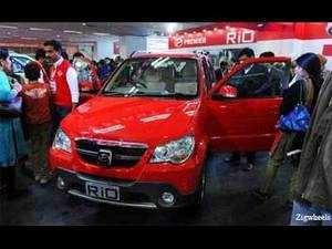 Premier Automobiles starts delivery of diesel variant of RiO