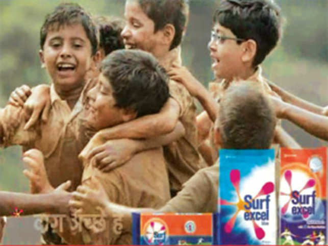 How HUL succeeded in breaking through the clutter with 'Surf Excel' campaign