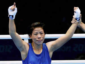 The five-time world champion Mary has already assured at least a bronze medal for India, which means that the country has recorded its best-ever medal haul in the mega event.