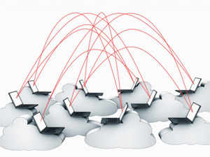 Department of information technology is planning to set up a national cloud based network that connects all state data centers