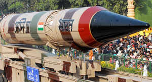 """Nuclear weapons have deterred world powers from issuing """"explicit or implicit threats"""" to blackmail India to toe a particular line, National Security Advisor Shivshankar Menon said."""