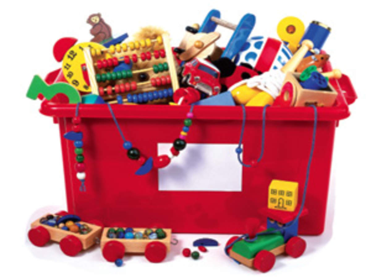 fiscal policies hamper kirti nagar's toy market - the