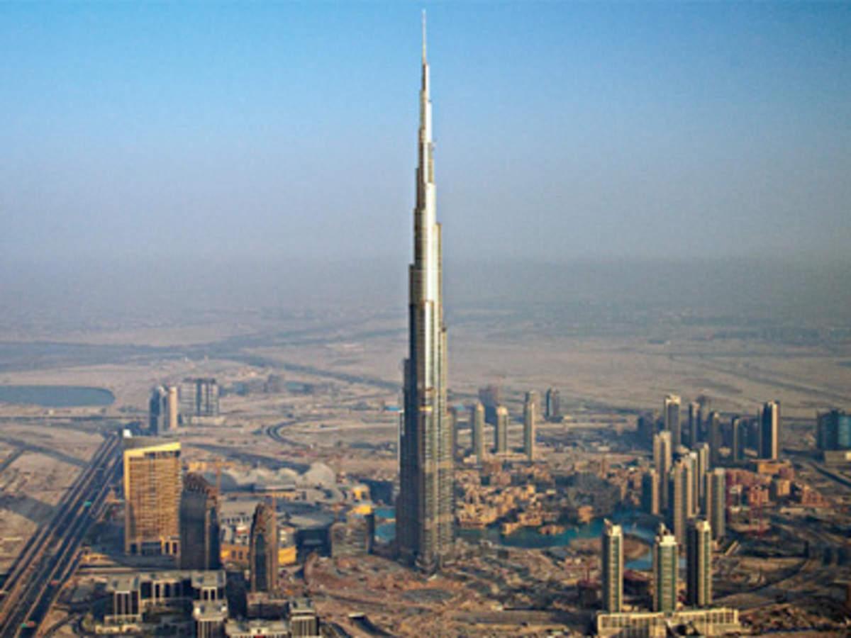 How world's tallest tower Burj Khalifa is an engineering