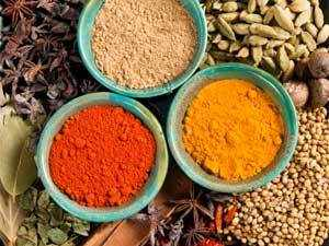 India plans to more than double exports of spices in five years by persuading importers to ease trade barriers and integrating the value chain from sowing to shipping
