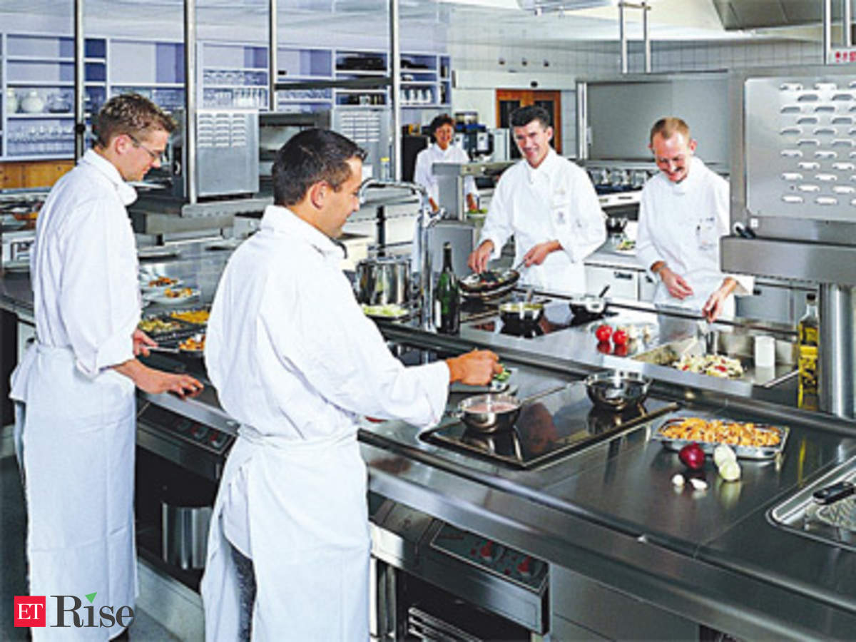 Commercial Kitchen Equipment Makers Cashing In On Rising