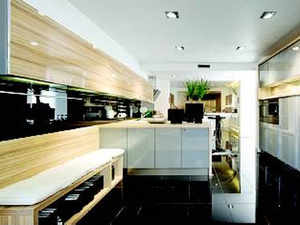What epitomizes and defines the new age Indian kitchen is smart design and technology, combined with better utilisation and allocation of space
