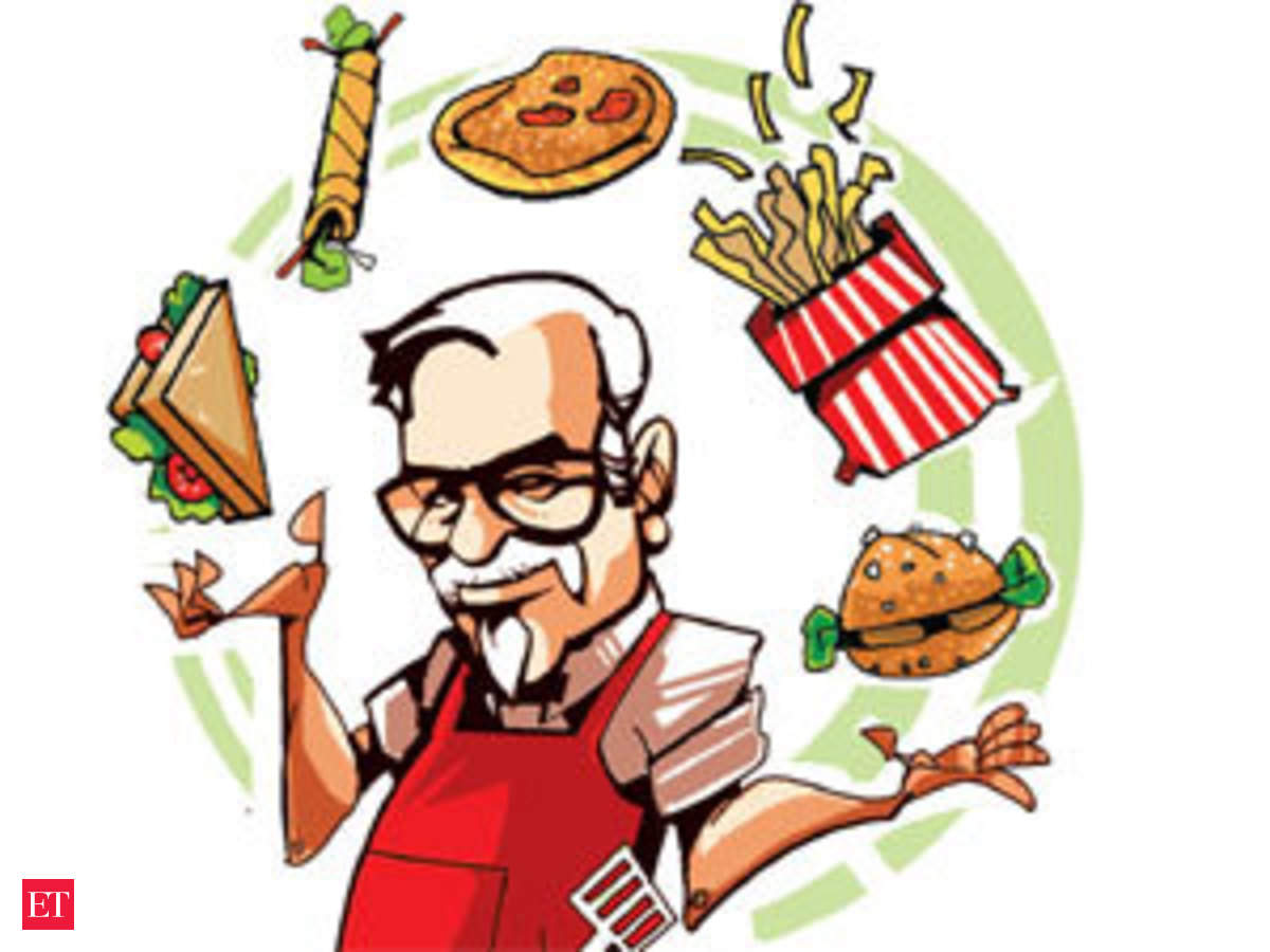 Kfc Increasingly Putting Vegetarian Items On Its Indian Menu To Cater To Customers The Economic Times