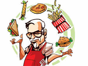 KFC, the brand synonymous with chicken, is increasingly putting vegetarian items on its Indian menu to cater to finicky customers. Question is will customers bite
