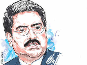 """Kumar Mangalam Birla is betting on opportunistic acquisitions to lead his group to a """"stretch target"""" of $65 billion in revenues by 2015, even as the economy is flailing amid a failure in leadership and decision-making."""