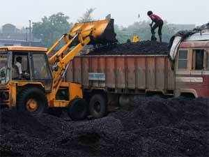 A panel has recommended the cancellation of mining licence of a coal block held jointly by JSW, EMTA while Tata Steel and RPower face no penalty.