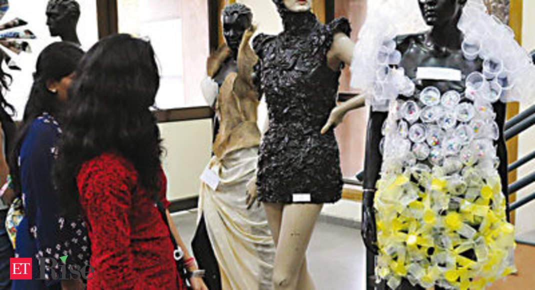 West Delhi Becoming A Hub For Fashion Education The Economic Times