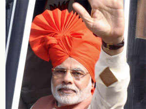 """Modi, who turned 62 on Monday, wrote on his blog: """"Today, I am sharing some self-explanatory letters in front of you. In the midst of these mistruths, it will be very easy to figure out what the truth is. """""""