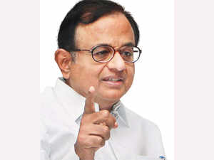 Chidambaram's statement comes even as the Mamata Banerjee-led Trinamool Congress is expected to decide on Tuesday whether it wishes to continue supporting the government.