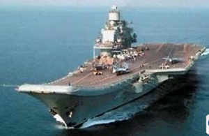 Originally meant to be delivered to India in 2008, the carrier, renamed INS Vikramaditya, was to be given by December this year under the revised schedule.