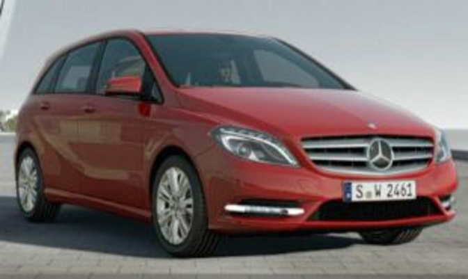 Mercedes benz b class launched in india at a starting for Mercedes benz starting price
