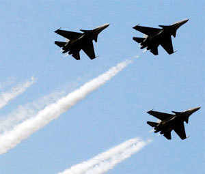 IAF plans to spend Rs 2 lakh crore on capital procurements during the 12th (2012-2017) and 13th (2017-2022) Plans