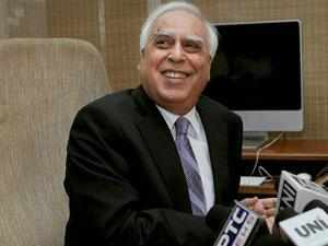 Sibal regretted that opposition parties were not allowing discussion on these bills despite being clearance from Parliament standing committee.