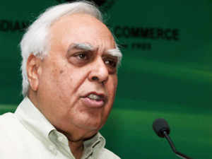 HRD minister Kapil Sibal has blamed the Opposition for lack of progress in structural and administrative reforms in the education sector