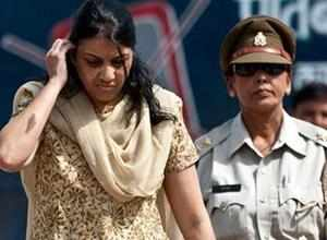 Nupur Talwar, facing trial in murder case of her daughter Aarushi, was ordered by a CBI court here to be released from prison on bail.
