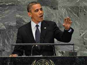 """US President Barack Obama today said that America will """"do what we must"""" to prevent Tehran from obtaining a nuclear weapon."""