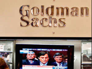 Slow trading and deal-making - and Goldman's stagnant share price - sent morale into the dumps.