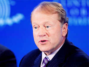 Cisco Systems Inc Chief Executive Officer John Chambers identified some of the senior managers that he and the board are considering as possible successors when he retires, a move that could come in two to four years. (Image: AP)