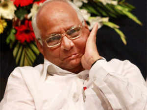 Amid the continuing stalemate over the resignation of Deputy Chief Minister Ajit Pawar, NCP chief and Union Minister Sharad Pawar is arriving here tomorrow and is expected to take a final call on the issue.