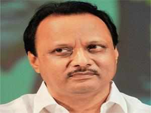 The exit of Ajit Pawar from Maharashtra govt appeared certain with NCP chief Sharad Pawar saying the issue of resignation is over.