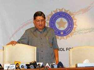 BCCI president N Srinivasan today said that the Board can advertise for a new team to be added to the Indian Premier League