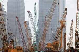 Infrastructure sector output grew 2.1 per cent in August from a year earlier, slower than a downwardly revised annual growth of 1.0 per cent in the previous month.