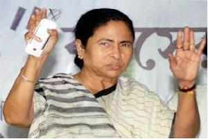 """Looting is on in the name of aam admi and reforms,"" Trinamool Congress chief Mamata Banerjee said."