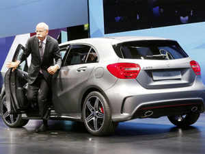 Mercedes Benz Looks At Sub Rs 20 Lakh Model May Start With A Class