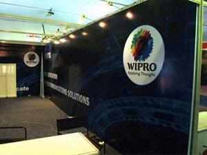 Pro Kannada activists broke into the Mysore campus of Wipro on Saturday during a state-wide strike to protest the release of water from Cauvery river to neighbouring Tamil Nadu.