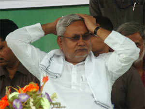 The governments of the husband (Prasad) and wife (Rabri Devi) had ruined Bihar during their rule between 1990 and 2005, Nitish said. (File photo)