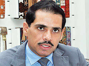 (All documents) are available in public domain…I'm saddened by the attempt of Kejriwal and Bhushan to deliberately misrepresent numbers… The allegations…are utterly false, entirely baseless, and defamatory: Robert Vadra
