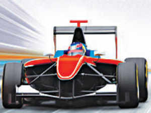 The organisers of Formula One race in India have sold less than a third of the 100,000 seats for this year's Indian Grand Prix, which will take place barely two weeks from now, forcing them to scale down financial targets.
