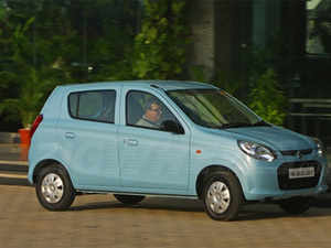Maruti Alto 800 Launched At A Starting Price Of Rs 2 44 Lakh Gets