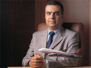 Adel Ali, group CEO of Air Arabia.