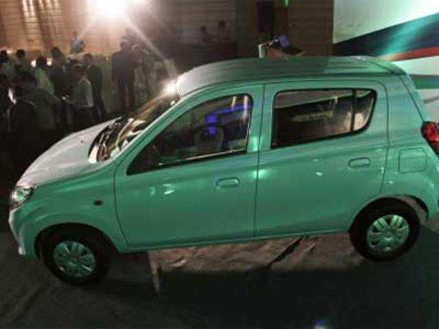 October 16 2012 Maruti Suzuki S New Car Alto 800 The Economic Times