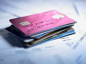 Interest is charged on the outstanding balance on a credit card if only the minimum or partial amount is paid by the specified date, not the full amount that is due.