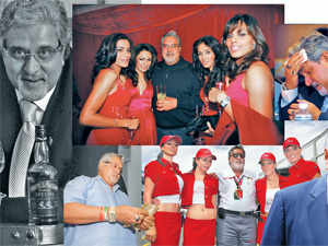 """In the past seven years, he has lost focus on the liquor business because of Kingfisher,"" said a former associate of Mallya."