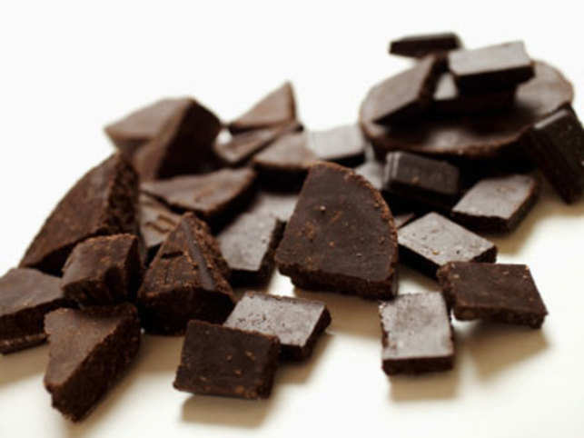A recent study released in the New England Journal of Medicine shows that the higher a country's chocolate consumption, the more Nobel laureates per capita it spawns.