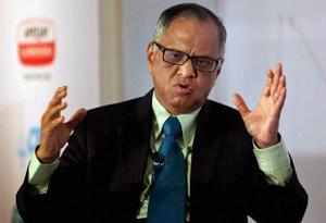 Despite making landmark advances, the Indian software industry has failed to support the growth of its own inventions, Narayana Murthy said.