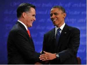 Obama and Romney will fight crushing fatigue Sunday as they criss-cross America on the penultimate day of their tense White House campaign.