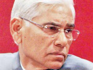 In Pic: Vinod Rai, CAG of India.