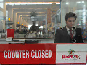 Central Bank of India, which has an exposure of Rs 350 crore towards Kingfisher Airlines, said that the bank will toe the line which the 17 bank consortium will take.