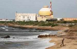 The controversy-hit Kudankulam Nuclear Power Project (KNPP) will start its production by the first week of December and the first tranche of entire 1,000 MW of power will go to Tamil Nadu, Union minister V Narayanasamy said today.