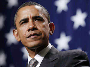 US President Barack Obama on Friday claimed a mandate to raise taxes on the rich to pay for deficit reductions, firing his first post-election shot in a year-end budget showdown with Republicans.