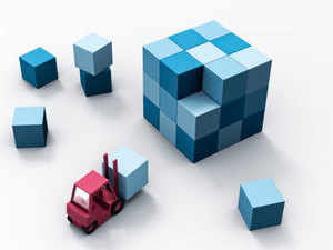 Exports between April and October fell 6.2 percent to $166.9 billion, dragged down by slack demand from India's major export destinations in the United States and Europe.