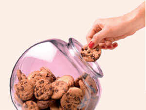 Glucose biscuits - for long the most popular biscuit segment in India- has for the first time fallen behind both cookies and cream biscuits.